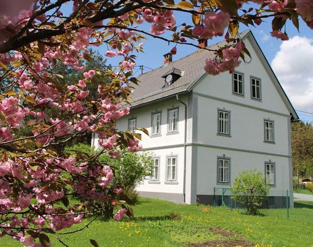 Nassfeld/Ntsch im Gailtal: Htten Ntsch im - BERGFEX