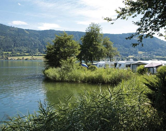 Idylle am Ossiacher See