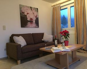 Appartement am See 45m²