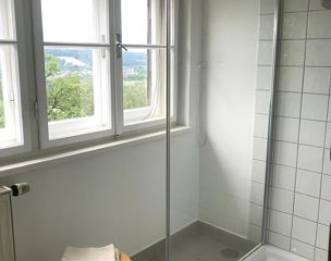 Twin room, shared shower/shared toilet, south