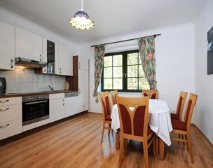 Appartment für 2 - 5 Personen