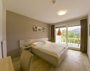 Appartement Suite mit Seeblick - Typ B1 Garten