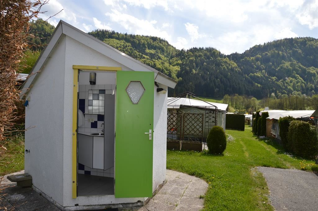 Mobilheime Ossiacher See : Terrassen camping ossiacher see ossiach