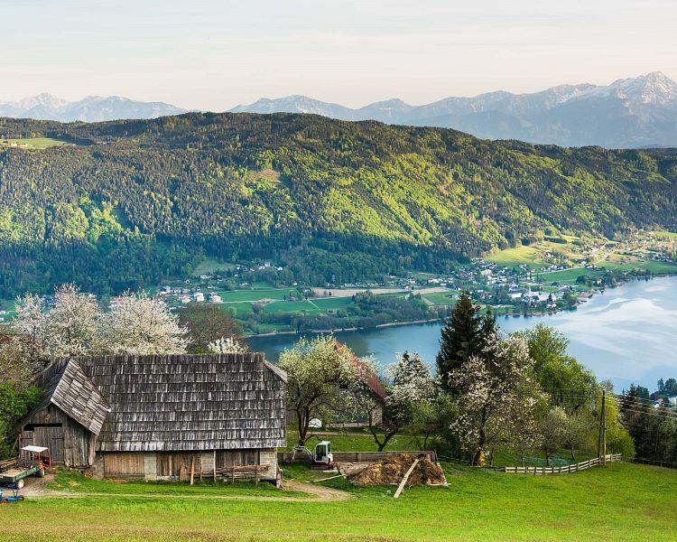 Urlaub In Der Region Villach Home